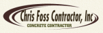 Chris Foss Contractor Inc. – Concrete Contractor